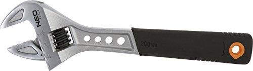 Neo 03–012 clé réglable 250 mm