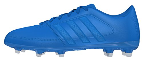 adidas Gloro 16.1 Fg, Scarpe da Calcio Uomo Blu (Shock Blue /shock Blue /shock Blue)