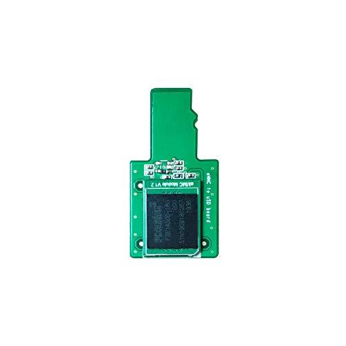 youyeetoo Rock PI 4A/B V1.4 Rockchip RK3399 Arm Cortex Six Core SBC Ordinateur de Bord Unique Compatible avec écran Raspberry Pi Officiel ROCKPi-eMMC.
