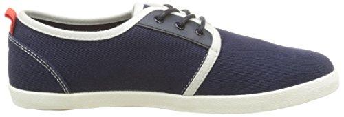 Faguo Sugi, Baskets Basses Femme Bleu (S1650 Twill Navy)