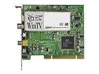 Hauppauge Win TV Go 2Analog PCI TV-Tuner Karte mit FM Radio und Fernbedienung