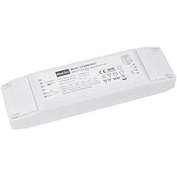 LED Netzteil Trafo Driver Treiber 75W 12V per DALI /& PUSH /& 1-10V dimmbar