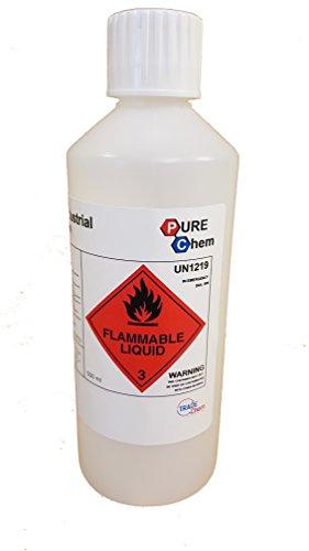 Preisvergleich Produktbild Ipa Isopropanol Alkohol Industrie purechem 99,9% 500 ml