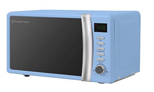 Russell-Hobbs-RHMD702BL-17L-Digital-700w-Solo-Microwave-Pastel-Blue