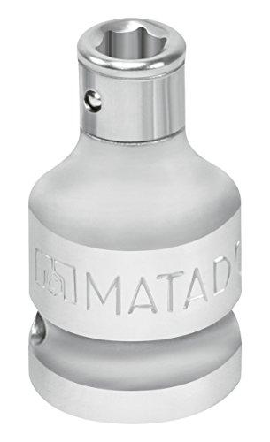 MATADOR 4084 0001 Bit-Adapter, 12,5(1/2) - 6,3(1/4)