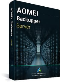 AOMEI Backupper Server Edition - Offizieller Partner von AOMEI (Lieferung elektronisch)