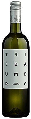 Gelber Muskateller 2017 - Triebaumer | trockener Weißwein | österreichischer Wein aus dem...