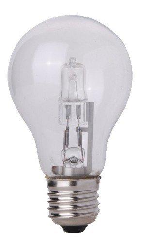 Maurer 19070920 Ampoule halogène standard claire E27 28 W