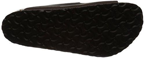 Birkenstock Arizona, Sandali unisex adulto Marrone (Habana Oiled Leather)