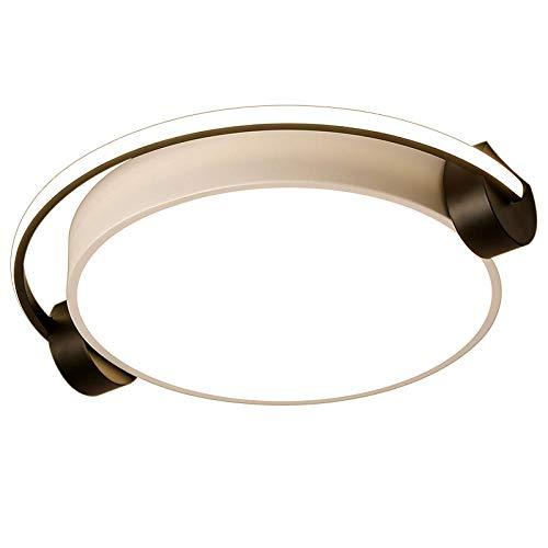 Acryl einfache Augenschutz LED Deckenlampe Kronleuchter Deckenlampe Headset, 42X42CM -