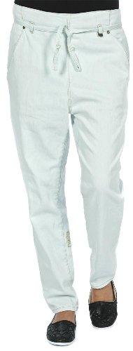 Nikita Denim (Nikita - Damen - Promise Jeans - weiß - Gr. 28*32)