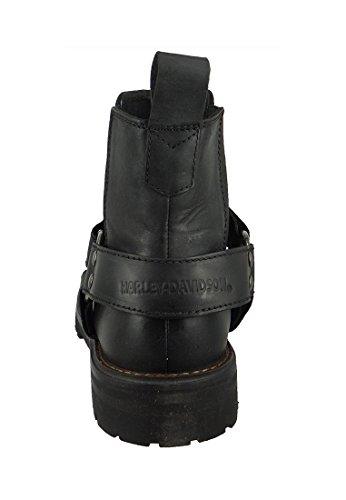 HARLEY DAVIDSON - Bottes DURAN black Schwarz