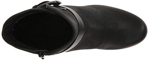 ECCO TOUCH 55 B Damen Halbschaft Stiefel Schwarz (BLACK/BLACK 51052)