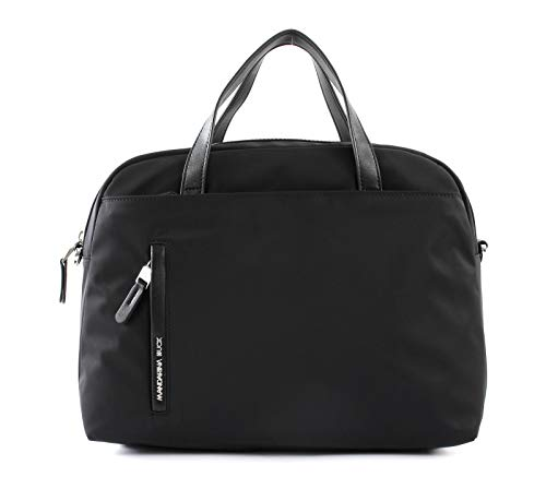 Mandarina Duck Hunter Boston Bag black - Personalisierte Boston Bag