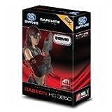 Sapphire ATI Radeon HD3650 Grafikkarte (AGP, 512MB GDDR2 Speicher, DVI, 1 GPU)