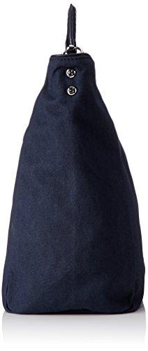 BREE Damen Cambridge 13 Henkeltasche, 30 x 14 x 38 cm Blau (Denim)