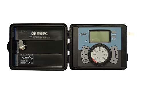 Orbit 94892Easy-Set Logic-12Station-automatische Sprinkler Timer -