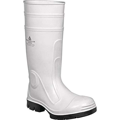 Delta Plus Boots - Boot Safety Viens PVC Nitrile White
