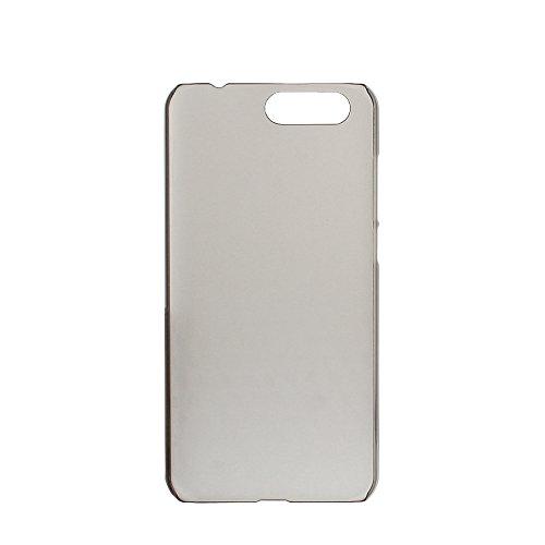 Owbb Hülle für Ulefone Gemini Pro Smartphone Handyhülle Ultradünne PC Kunststoff-Hard Case mit Backcover Design Hochwertige Anti-Wrestling Function Grau