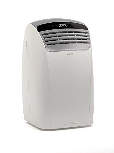 Olimpia Splendid 01697 Dolceclima Silent 12, climatizzatore portatile da 12.000 BTU/h e 2,85 kW