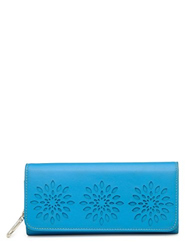 Butterflies Women Wallet (Sky Blue) (BNS 2390SBL)  available at amazon for Rs.448