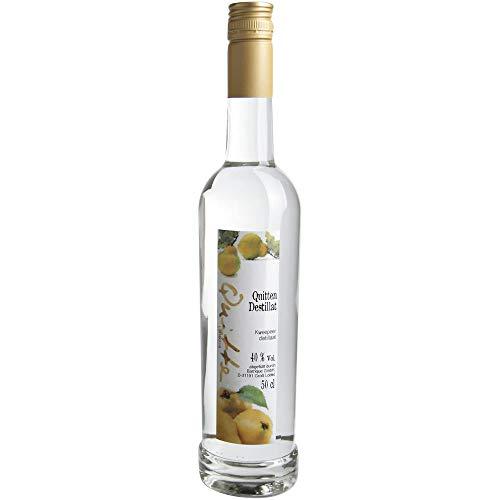 Quittenbrand Quittenwasser vegan BARRIQUE-Destillate und Liköre Deutschland 500ml-Fl