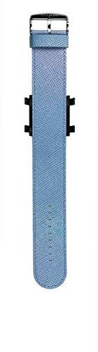 S.T.A.M.P.S. Stamps Armband Pearl Leder Blue 105420 gebraucht kaufen  Wird an jeden Ort in Deutschland