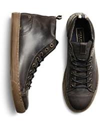 JACK JONES - Homme chaussures duran leather high sneaker