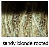Damenperücke Fresh bob, synthetik, blond, brünett, rot, grau, glatt von Ellen Wille sandyblonde rooted