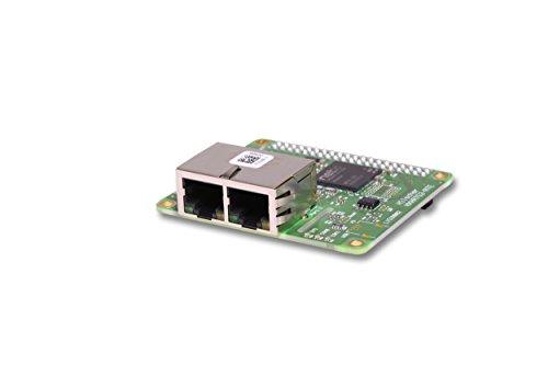 netHAT \'NHAT 52-RE\', Echtzeit-Ethernet Erweiterung für Raspberry Pi im HAT-Format, PROFINET, Ethernet/IP, EtherCAT, Hilscher netX 52 Technologie