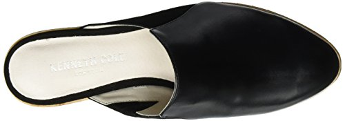 Donna Kenneth Cole Di Roxanne Colore Muli nero 001 CqZpqwt