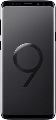 Samsung Galaxy S9 Plus (Single SIM) 128 GB 6.2-Inch Android 8.0 Oreo UK Version SIM-Free Smartphone - (Certified Refurbished)