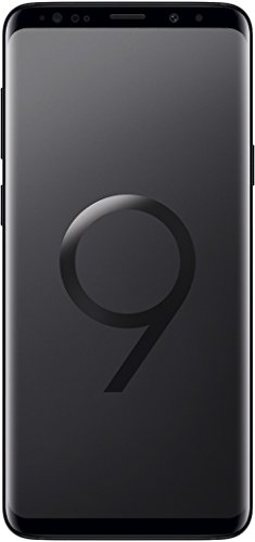 "Samsung Galaxy S9 Plus 128GB 6.2"" 12MP SIM-Free Smartphone in Midnight Black Certified Refurbished"