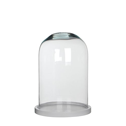 MICA Decorations 242306 Glocke, Hella, transparent