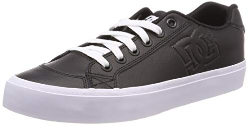 DC Shoes Damen Chelsea Plus SE Skateboardschuhe, Schwarz (Black BL0), 40.5 EU -