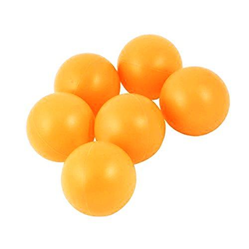 daorier Ping Pong Ball Tischtennis Ball 40mm für Tisch Tennis Match Sport Spiele gelb