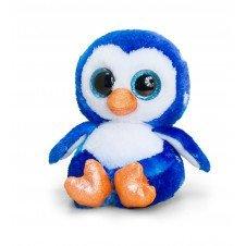 Une Neu Animotsu - STARBRIGHT der Pinguin, Keel Toys, Kuschelmütze - ca. 15cm!