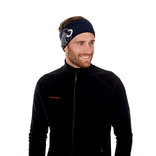 Mammut Stirnband Tweak Headband, Marine-Titanium, one Size