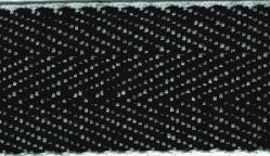 herringbone-webbing-black-and-white-10m-roll-by-j-a-milton