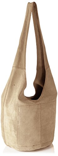 Think! Think! Bag, sac bandoulière Beige (TAUPE 26)