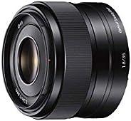 Sony SEL-35F18 Standard-Objektiv (Festbrennweite, 35 mm, F1.8, APS-C, geeignet für A6000, A5100, A5000 und Nex
