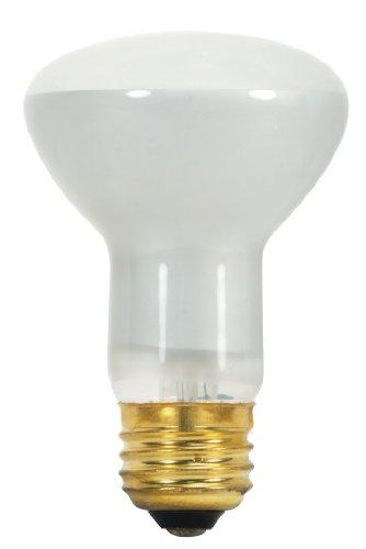 Satco S3229120-volt 45R20Medium Boden Licht Glühbirne, Frostglas, -