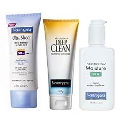 Neutrogena Oily Skin Protection Regime