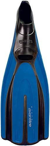 Mares Avanti Tre Palmes de plongée Bleu Bleu 38/39