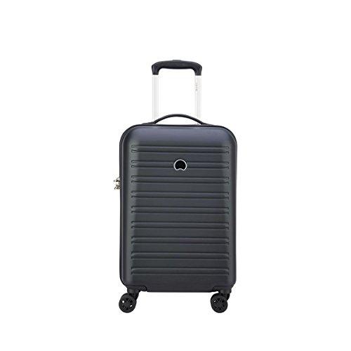 Delsey Segur valise de cabine 4 roulettes I 55 cm