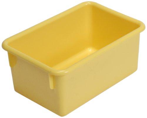 Steffy Holz Produkte gelb Tote Tablett, 12,7cm, 20,3cm von 27,9cm - Papierkorb Tote