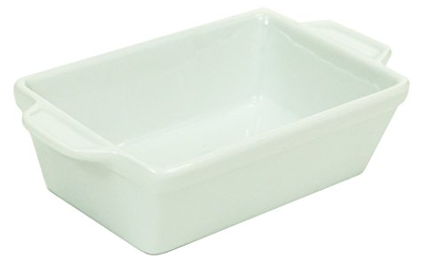 Porcelain Oblong Oven to Table Baking Tapas Snack Serving Dish Choice Of Deals (Single)
