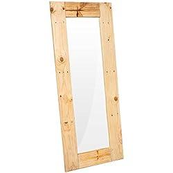 C-Cubo Eco Design Ruci Espejo de madera