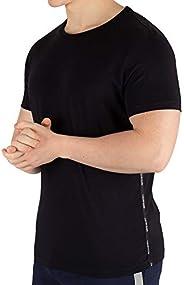 Calvin Klein Men's Km0Km00319-Black T-Sh