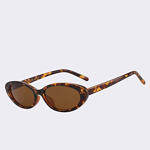 Shihuam Oval Shades Sonnenbrillen Damen Er Small Frame Pink Lens Sonnenbrillen Vintage Fashion Brillen Weibliche Oculos,1